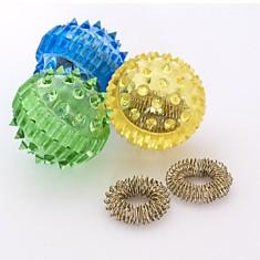 Массажер шарик с пружинкой взрослые товары тюмень